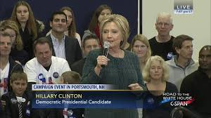where do clintons live hillary clinton campaign rally portsmouth hampshire feb 6 2016