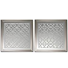 Decorative Metal Wall Art Metal Wall Decor Bed Bath U0026 Beyond
