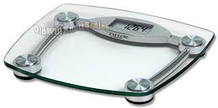 Bathroom Scale Battery Taylor 7506 1 Rated 400 Digital Weight Scale People Bathroom
