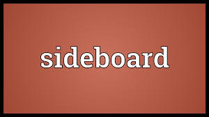 Sideboards Sideburns Sideboard Meaning Youtube
