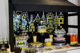 Batman Table Decorations Pin By Dee Lee On Parties Ideas Pinterest Batman Batman
