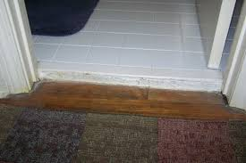 Interior Door Threshold Can You Say Trip Hazard Internachi Inspection Forum
