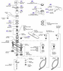 delta kitchen faucets repair parts price pfister genesis series single control kitchen faucet repair parts