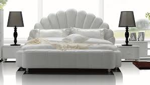 Leather Bed Headboards Bedroom Designing Make Your Bedroom Striking Through A Bed U0027s
