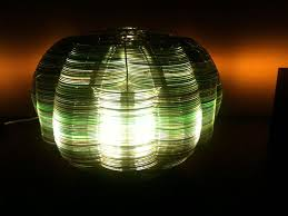 Interesting Lamps Recycled Cds Lamp 5 Steps With Pictures