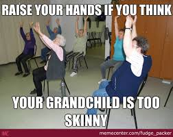Spanking Meme - i think my grandchildren are hawt and deserve a spanking by