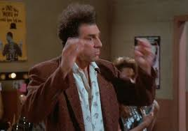cosmo kramer mind blown gif find share on giphy