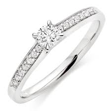 engagement ring solitaire platinum solitaire ring 0008202 beaverbrooks the jewellers