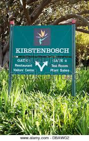 Kirstenbosch National Botanical Gardens by Entrance To Kirstenbosch National Botanical Garden Founded In 1913