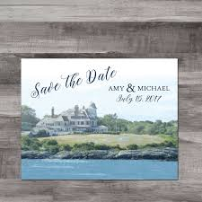 save the date invites 9 best newport ri save the dates invitations images on
