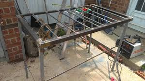 miller arcstation 30fx welding table pdf folding welding table plans plans diy free plans to build