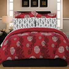Asian Bedding Sets Cheap Asian Bedding Sets 8pc Black Asian Blossom Flower
