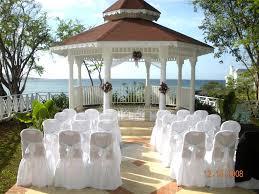 wedding gazebo at poco diablo resort weddings remarkable decorated