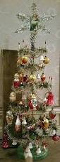 Antique Victorian Christmas Ornaments - 270 best feather christmas trees images on pinterest feather