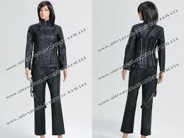 Selene Underworld Halloween Costume Underworld 4 Awakening Selene Cosplay Costume Black Leather