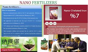 native plant fertiliser is there some interesting in applying nanotechnology in