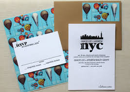 wedding invitations nyc gracie andrew s modern nyc themed invitations invitation crush