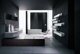 awesome black bathroom ideas with wooden vanity using white gallery photos tremendeous grey and black bathroom interior design ideas