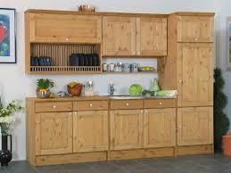 kiefer küchenzeile küchenblock küche 260cm bornholm - Küche Kiefer