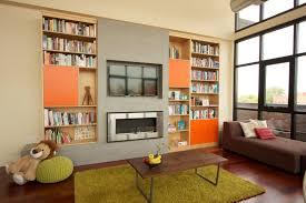 interior alluring home libraries combine study room design ideas