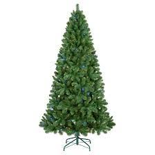 philips 7ft prelit artificial tree alberta spruce