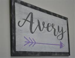 girls nursery signs u2013 rusticly inspired signs