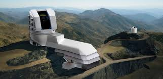 The Armchair Universe Largest Digital Camera Ever Constructed Will Be Pointed At The