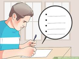 3 ways to write a parole letter wikihow