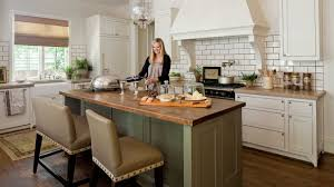 dining room kitchen design dream kitchen design ideas southern living
