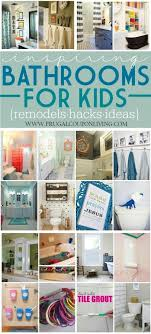 boys bathroom decorating ideas kids bathroom ideas for boys and girls small bathroom