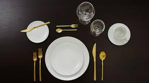 table setting table setting 101 bettycrocker com