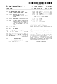 patent us6162442 use of aqueous l tryptophan and or l threonine