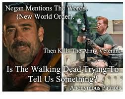 New Walking Dead Memes - 25 best memes about negan walking dead negan walking dead memes