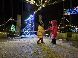 annmarie garden in lights annmarie garden once again shines bright nightly in december local