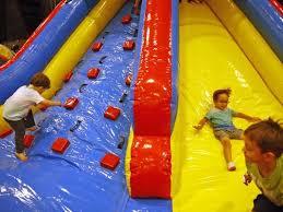 Backyard Inflatables Summer Fun Indoors At Backyard Games Day At Westworld Of Scottsdale