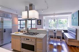 stylish kitchen design modern kitchen cabinets nyc thraam com modern apartment kitchen features dining nook this new york city of late ken kelly modern