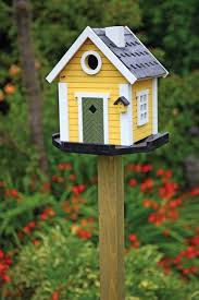 three ideas for decorating your garden bird houses birdhouse
