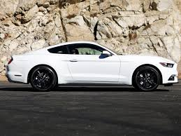 Ford Mustang 2014 Black The Mustang Finally Grows Up But It U0027s Still A Hoodlum At Heart