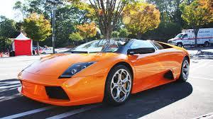 Lamborghini Murcielago Orange - lamborghini murcielago roadster 2729182