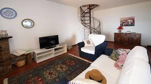 Schlafzimmerm El Vito Antiker Wachturm Auf Dem Meer In Sizilien