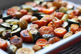 cuisiner les l馮umes d hiver les petits plats de légumes d hiver rôtis au four