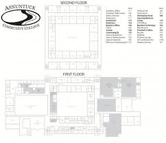 Acc Floor Plan by Campus Safety And Security Asnuntuck Community College