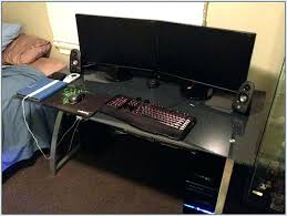 Custom Desk Ideas Gaming Computer Desks Custom Desk Size Of Elite