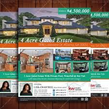 Real Estate Email Templates Free by Custom Newly Listed Flyer Realtor Flyer Design Real Estate
