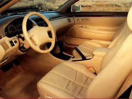 1999 Toyota Solara Interior 2000 Toyota Camry Solara Pictures Including Interior And Exterior