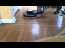 your wood floor shine