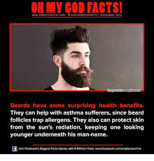Memes About Beards - on my go facts wwwom facts onlinecom i fbcom gfactson line a oh