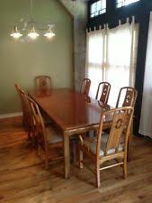 8 Chair Dining Table Set Thomasville Dining Sets Ebay