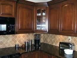 Kitchen Cabinets Fresno Ca Dark Oak Kitchen Cabinets With Traditional Granite Countertops