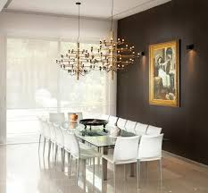 Dining Room Accent Furniture Brown Dining Room Walls